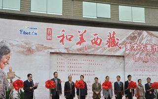 """""""和美西藏""""德国展代表团与汉堡大学、媒体交流"""