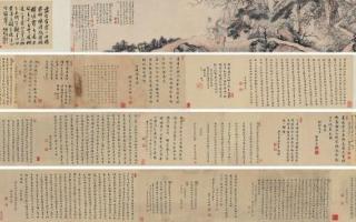 古书画:艺术品市场的潜力股