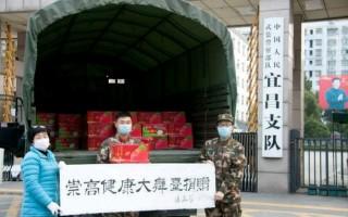 """千里迢迢,新疆2000公斤""""爱心""""苹果抵达湖北"""